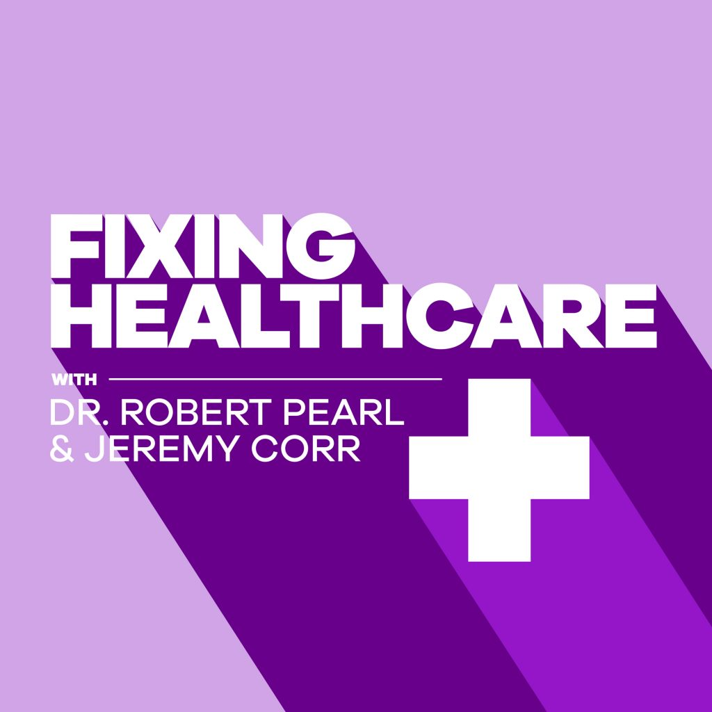 Fixing Healthcare Podcast Logo